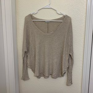 Urban Outfitters Distressed Thermal